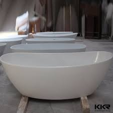 Corian Bathtub 2 Person Indoor Bath Tub Wholesale Solid Surface Stone Tubs