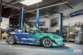 subaru drift car pasmag performance auto and sound drift or dai dai