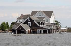 how rising seas and coastal storms drowned the u s flood