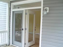 Patio Doors With Sidelights That Open French U0026 Atrium Door Floyd Exteriors