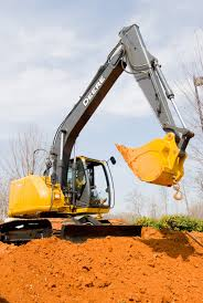 reduced zero tail swing excavators equipment spotlight