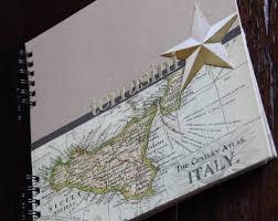 italy photo album terrasini gift scrapbook album homeandawaywithlisa