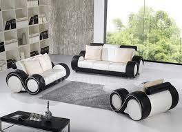 canapé design cuir ensemble complet de canapés en cuir italien 3 2 1 places relax
