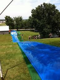 Backyard Slip N Slide 40 Best Backyard Waterslide For Pasture Images On Pinterest
