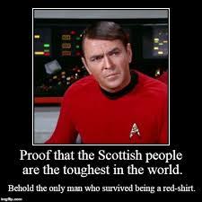 Funny Scottish Memes - scottish toughness imgflip