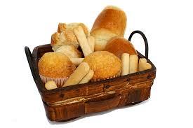 bakery basket bakery basket stock image image of drink magdalena food 7424319