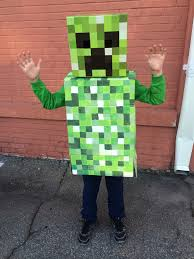 minecraft costume minecraft creeper costume deborah beckett