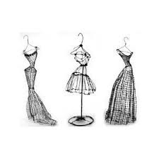 dress forms polyvore
