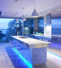 Blue Kitchen Countertops - kitchen unique kitchen countertops for comely kitchens look