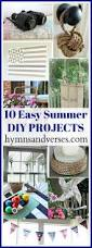 10 easy summer diy decor projects hymns and verses