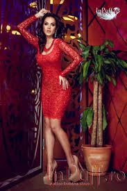 inpuff rochii rochia rosie must ul lunii decembrie inpuff