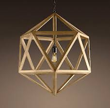 wood geometric wood meets geometric design in one of today s top trends