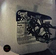 halloween craft milk jug ghosts