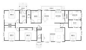 4 bedroom house plans with basement 4 bedroom home plans asio club