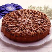 caramel chocolate streusel coffee cake recipe land o u0027lakes