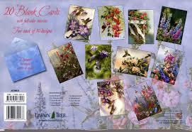 Leanin Tree Dog Christmas Cards by Amazon Com Hummingbirds Blank Card Assortment By Leanin U0027 Tree