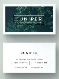 cool business cards designs free business card template psd with