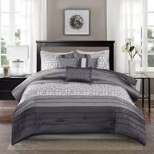 Comforter Store Amazon Com Madison Park Mp10 2470 Bradford 7 Piece Comforter Set