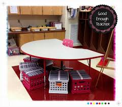 good enough teacher ikea style classroom makeover