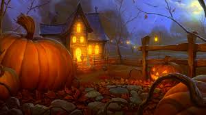 spooky music haunted pumpkin patch youtube
