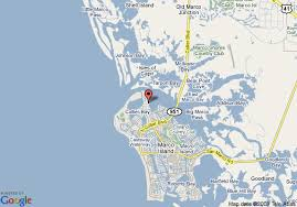 marco island florida map map of harborview riverside marco island