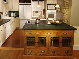 vintage kitchen islands the multi functions vintage kitchen island black marble