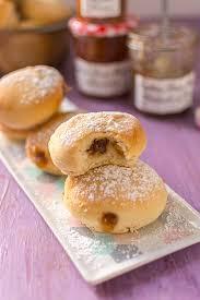 cuisine maman recette de boules de berlin beignets au four à la confiture