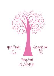 baby shower fingerprint tree fingerprint tree created instantly fingerprint tree generator