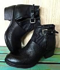 long road moto boot nib free people a s 98 black catina long road moto ankle boot 38