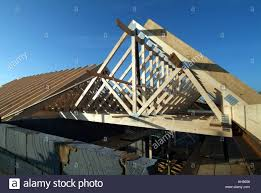 roof truses u0026 roof trusses stock photo