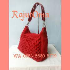 cara membuat tas rajut balon dompet dan tas slempang gendong rajut renda silahkan hubungi wa 0853