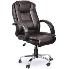 Realspace Warranty by Amazon Com Yaheetech Executive Office Chair With Pu Leather Back