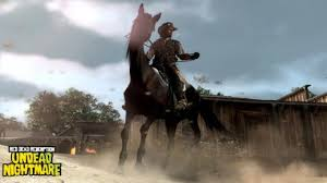 how to find the four horses of the apocalypse in red dead