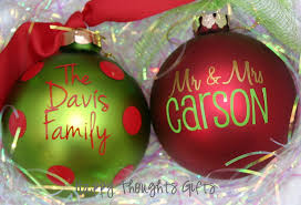 picture collection personalized christmas ball ornaments all can