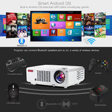 best home theater projectors 2015 aliexpress com buy byintek brand projector bl110 smart android
