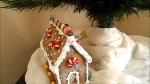 non edible gingerbread house diy