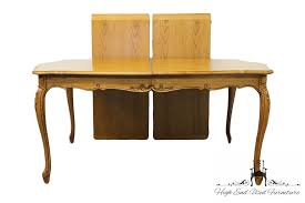 Thomasville Dining Room High End Used Furniture Thomasville Camille Collection Country