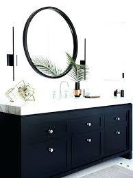 black bathroom mirrors sparkle bathroom mirror inspirational design ideas sparkle bathroom