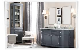 Restoration Hardware Bathroom Cabinet by One Day When Our Bathroom Is Bigger Than A Shoebox Rooms
