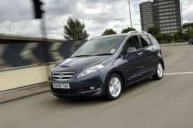 honda brio automatic official review honda fr v hatchback review 2004 2009 parkers