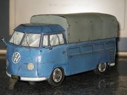 volkswagen pickup thesamba com gallery 1957 vw pickup truck 1 20 scale papercraft