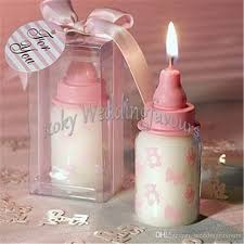 baptism candle favors baby bottle candle favors for kids birthday presents children s