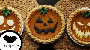 how to decorate store bought pumpkin pies for halloween become a