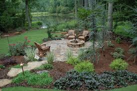 Garden Hardscape Ideas New Backyard Hardscape Ideas With Unique Environmental