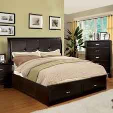 atkinson traditional cottage style espresso finish full size bed