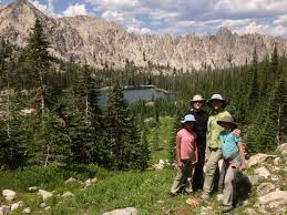 adventure trips for families sawtooth mountain guides