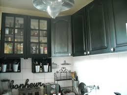 cuisine repeinte en noir voila mes nouveautés dans l enclave