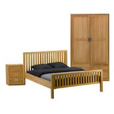 value range huxley solid oak bedroom furniture set only 975