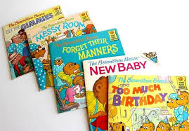 berenstain bears books berenstain bears 16 books in one for 3 99