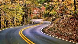 most scenic roads in usa 20 most beautiful roads in the world youtube